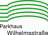 Parkhaus Wilhelmsstraße Logo