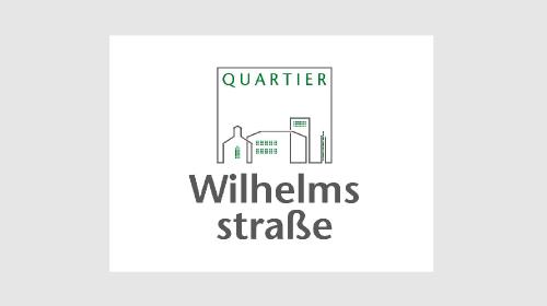 Neues Logo Wilhelmsstraße