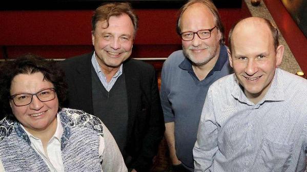 Vorstandsteam des Quartiers Wilhelmsstraße neu gewählt
