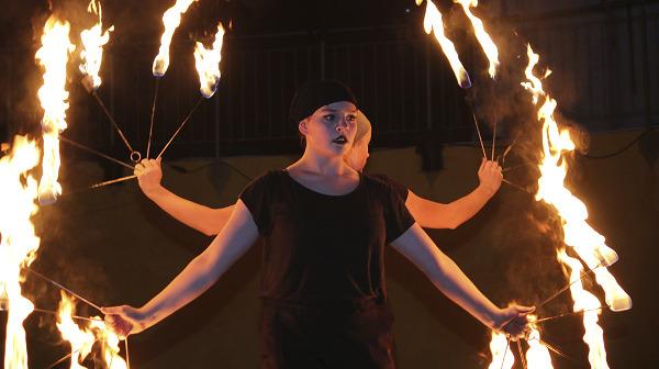 Casseler Freyheit lockt mit Zirkus-Meile