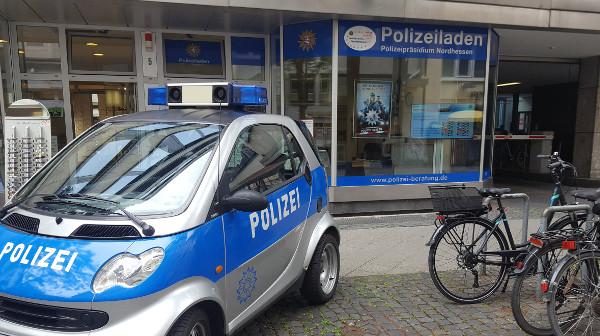 Polizeiladen Kassel