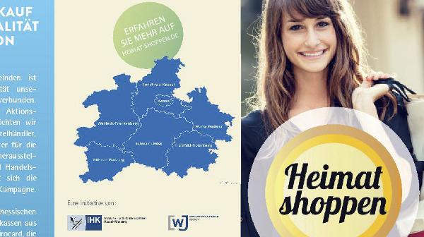 Heimatliches Einkaufen im Quartier Wilhelmsstraße
