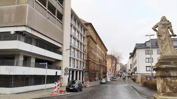 Rathaus Kassel Sanierung