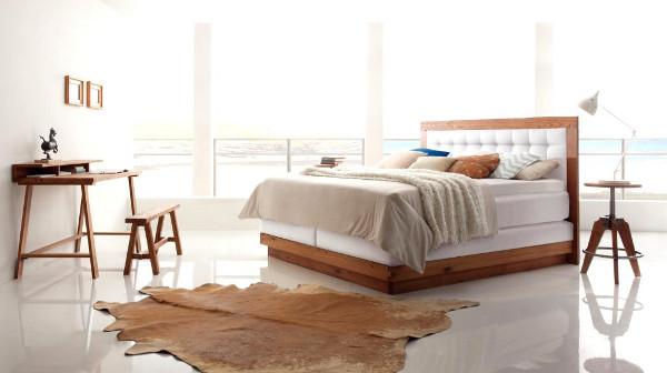 Das Traum-Boxspring-Bett, individuell zusammengestellt