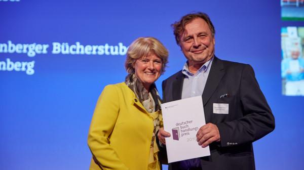 Zum 3. Mal Deutscher Buchhandlungspreis für Vietor