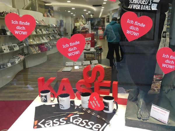 Kassel Marketing Valentinstagsaktion