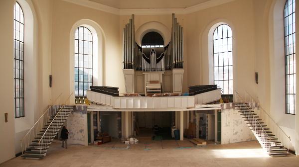Karlskirche: Wie ging es nach den Gräberfunden weiter?