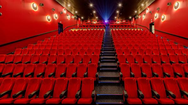 Starkes Sicherheitskonzept für den Kinogenuss