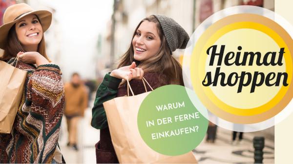"""Aktion """"Heimat shoppen"""": Starkes Signal setzen"""