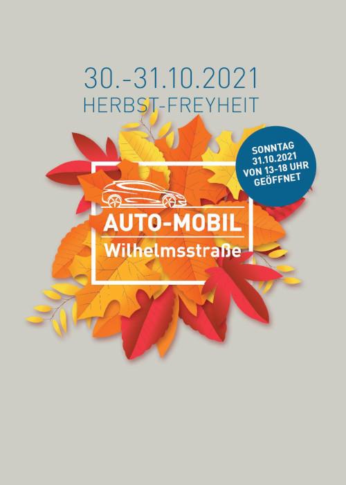 Auto-Mobil Wilhelmsstraße