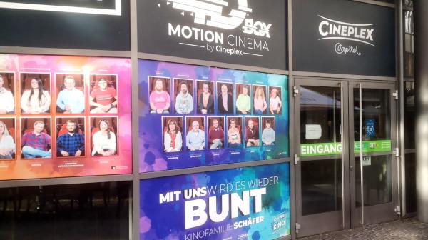 Cineplex: Kino-Herbst mit 3-G und spannenden Filmen