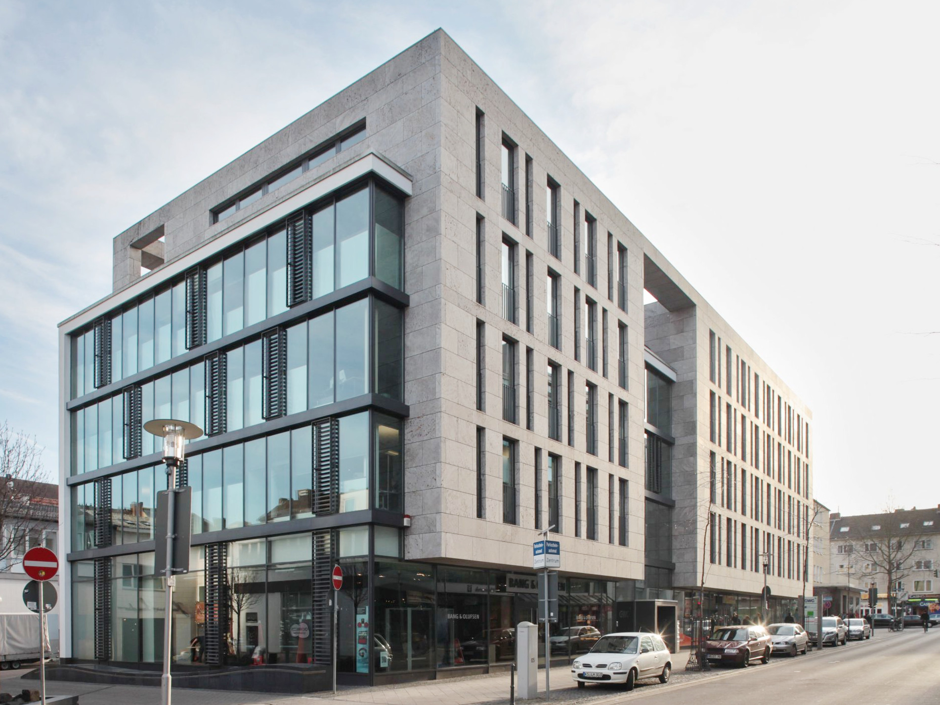 GWG Wohnungsbaugesellschaft