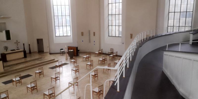 Karlskirche Sanierung